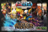 Board Game: BattleCON: War of Indines