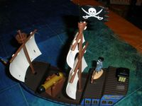 Board Game: Pirates on the High Seas