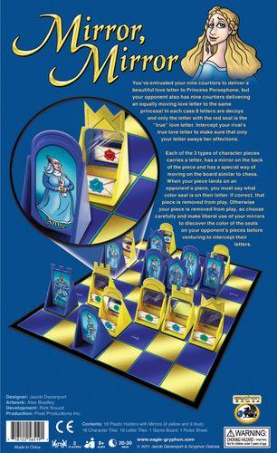 Board Game: Mirror, Mirror