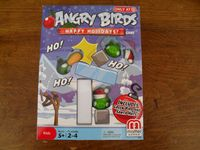 Board Game: Angry Birds: Happy Holidays