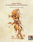 RPG Item: Alyssa's Guide to Conjuration and Constructs