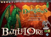 Board Game: BattleLore: Dragons