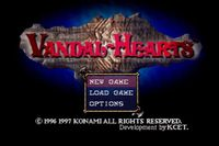 Video Game: Vandal Hearts