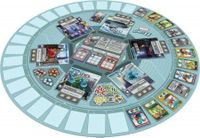 Board Game Accessory: Marvel United: Playmat