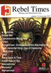 Issue: Rebel Times (Issue 19 - Apr 2009)