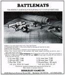 RPG Item: Battlemat (Berkeley)