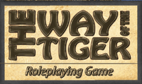 RPG: The Way of the Tiger Roleplaying Game