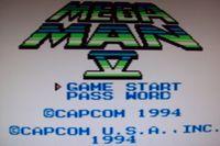 Video Game: Mega Man V