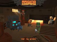 Video Game: Raiding Company