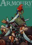 RPG Item: Fragged Seas: Armoury