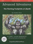 RPG Item: AA#05: The Flaming Footprints of Jilanth