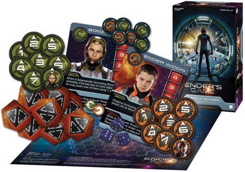 Board Game: Ender's Game: Battle School
