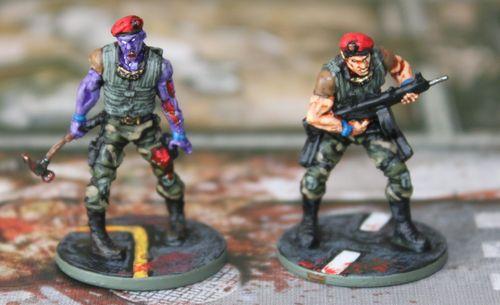 Board Game: Zombicide Survivor: Benny