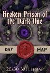 RPG Item: Broken Prison of the Dark One - Day Map
