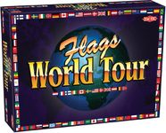 Board Game: Flags World Tour