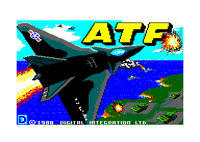 Video Game: A.T.F. – Advanced Tactical Fighter