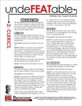 RPG Item: Undefeatable 02: Clerics