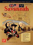 Board Game: Savannah