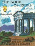 RPG Item: The Book of Ruins