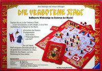 Board Game: Die Verbotene Stadt