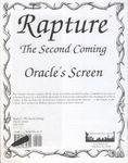 RPG Item: Oracle's Screen