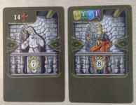 Board Game: Masters of Renaissance: Lorenzo il Magnifico – The Card Game: Promo Cards