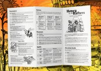 RPG Item: Honey In The Rafters