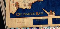 Detail of my new crusader map