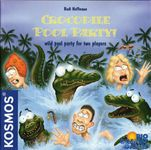 Board Game: Crocodile Pool Party