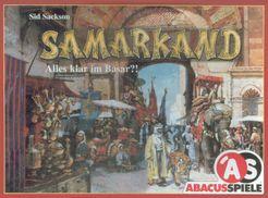 Samarkand Cover Artwork