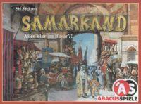 Board Game: Samarkand