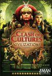 Board Game: Clash of Cultures: Civilizations