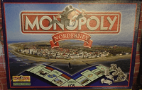 Board Game: Monopoly: Norderney