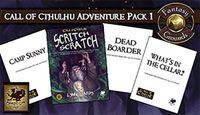 RPG Item: Call of Cthulhu Adventure Pack 1