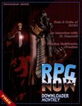 Issue: RPGNow Downloader Monthly (Issue 10 - Nov 2003)