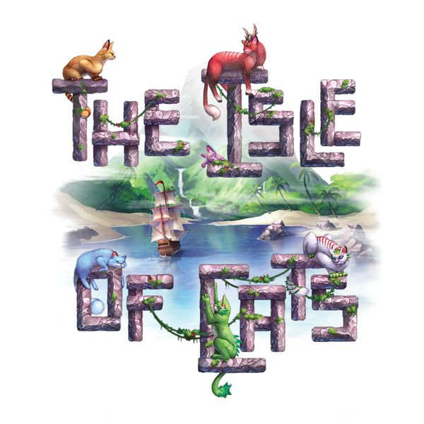 The Isle of Cats: Don't forget the kittens!