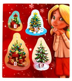 Dream Home: Promo Tokens – Christmas Tree | Board Game | BoardGameGeek