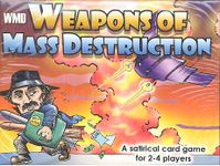 Board Game: Weapons of Mass Destruction
