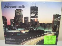 Board Game: All About Minneapolis