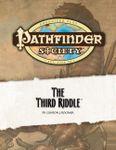 RPG Item: Pathfinder Society Scenario 0-11: The Third Riddle