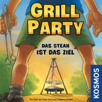 Board Game: Grill Party