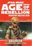 RPG Item: Age of Rebellion Signature Abilities Deck: Engineer