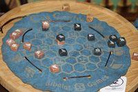 Board Game: Cay Control