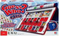 Board Game: Guess Who? Extra
