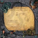 Board Game Accessory: Elder Sign: Museum Gamemat