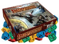 Board Game: Pathfinder Dice Arena
