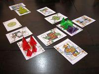 Board Game: Dectana