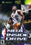 Video Game: NBA Inside Drive 2002