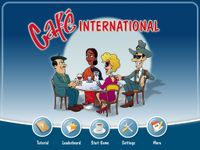 Video Game: Café International