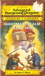 RPG Item: Nightmare Realm of Baba Yaga